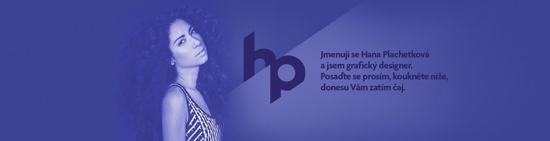 Hana Plachetková senior grafický designer